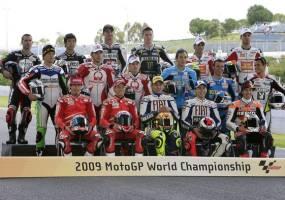 Rider MotoGP 2009
